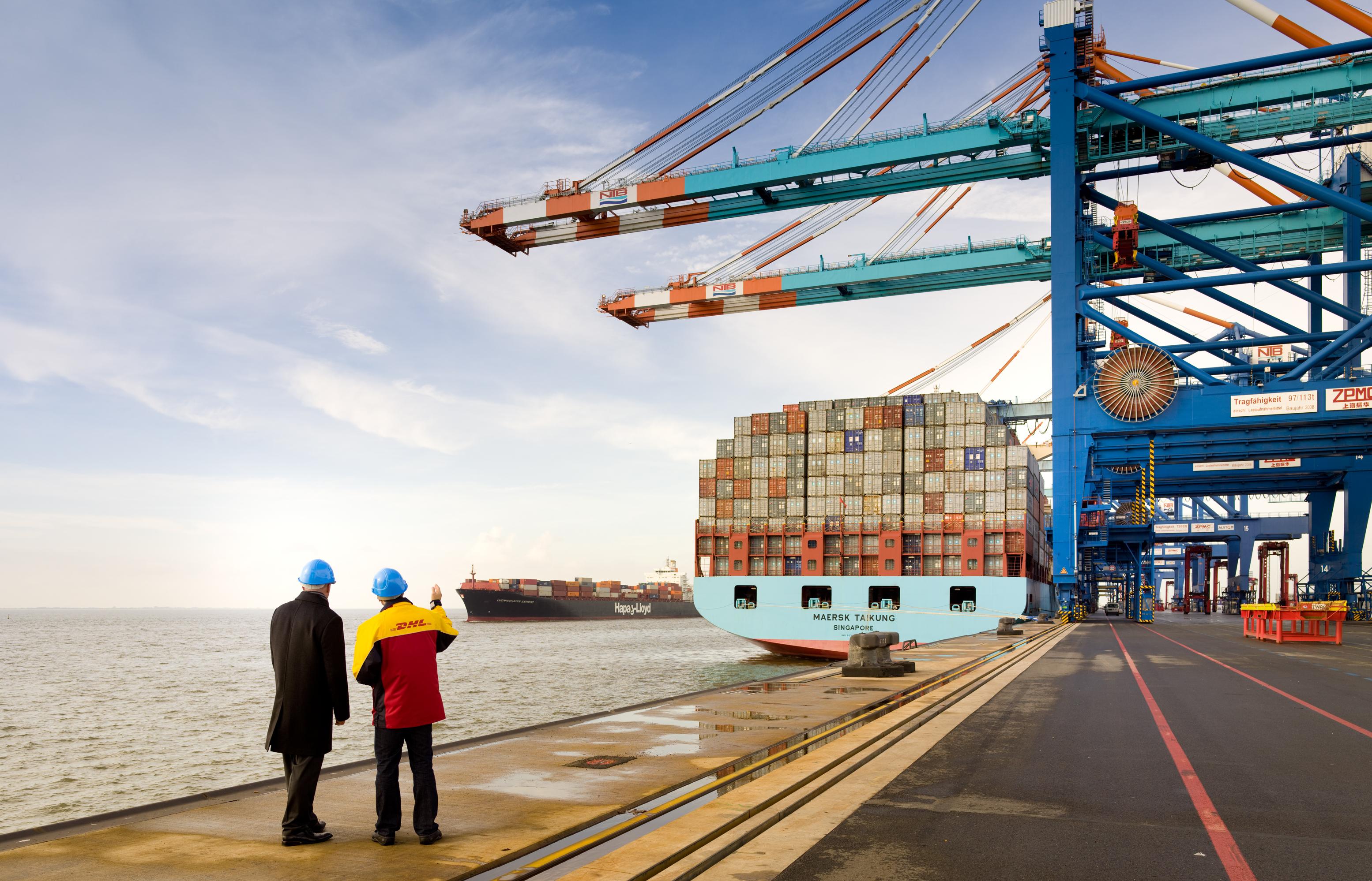 Servicio de aduana alsa cargo logistics peru sac for Oficinas dhl peru